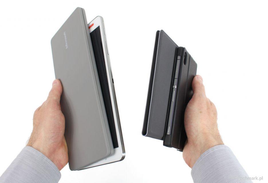 Przenośne klawiatury: Microsoft Universal Foldable vs Universal Mobile   zdjęcie 1