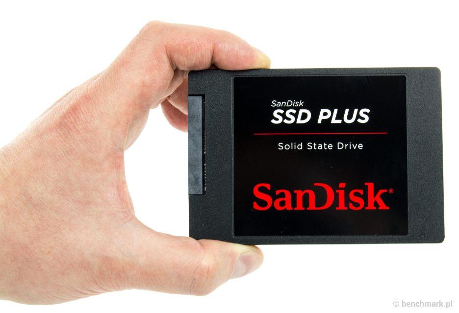 SanDisk SSD Plus 480 GB – najlepszy z najtańszych | zdjęcie 3