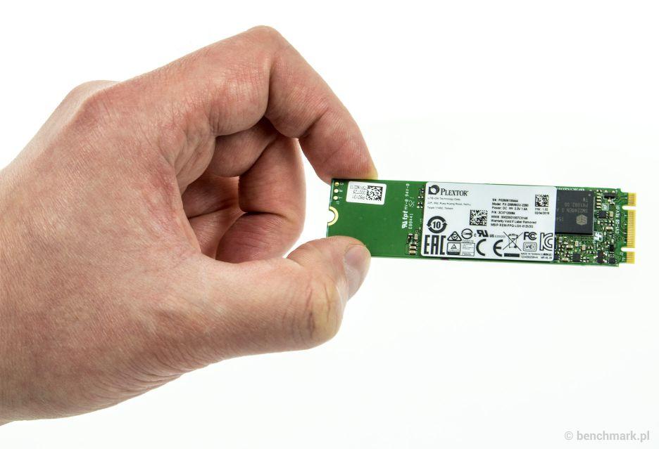 Plextor M6GV 256GB – test taniego dysku SSD M.2 | zdjęcie 2