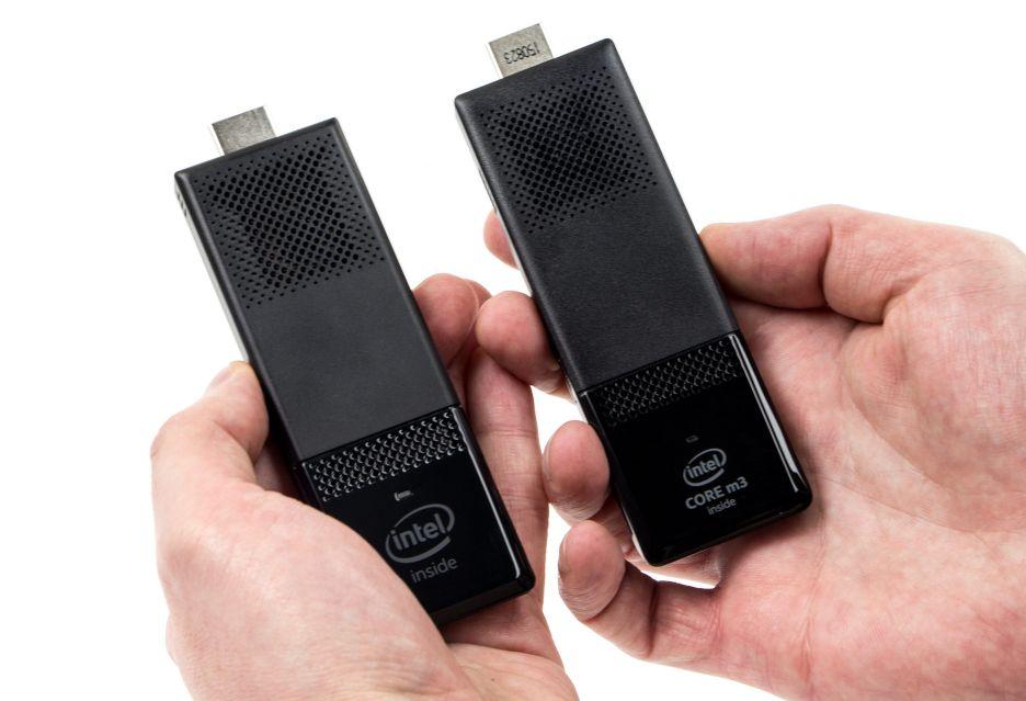 Nowe odsłony Intel Compute Stick - jeszcze wydajniejsze komputerki | zdjęcie 1