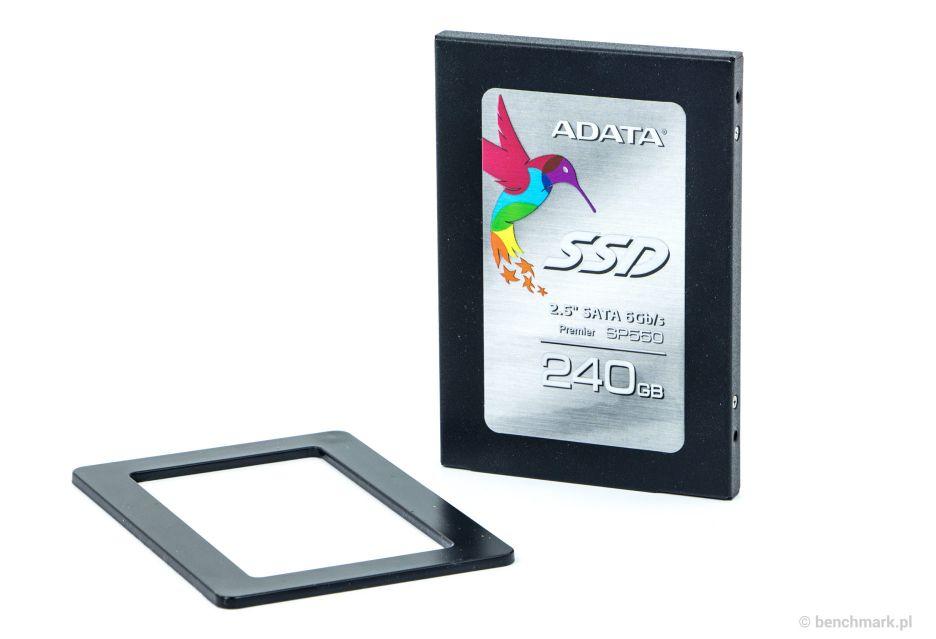 ADATA atakuje ceną – test dysku Premier SP550 240 GB | zdjęcie 2