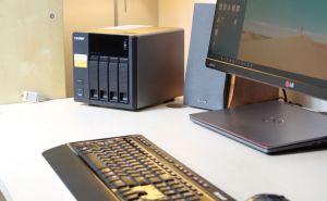 Test serwera NAS QNAP TS-453A