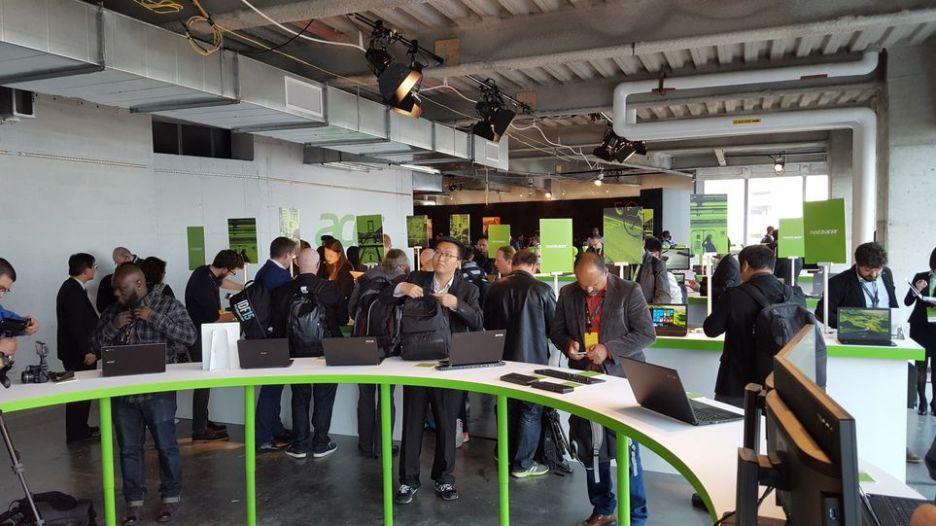 Najciekawsze nowości z konferencji Next@Acer - galeria | zdjęcie 20