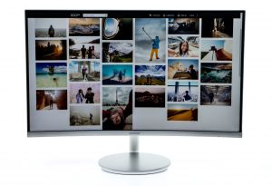 Samsung Curved C27F591 - stylowy monitor do gier
