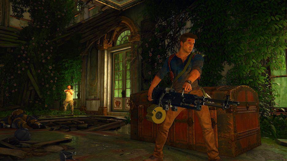 Uncharted 4 - 50 twarzy Nathana Drake'a | zdjęcie 15