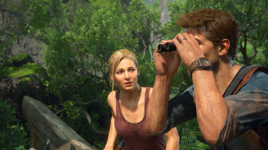 Uncharted 4 - 50 twarzy Nathana Drake'a | zdjęcie 25