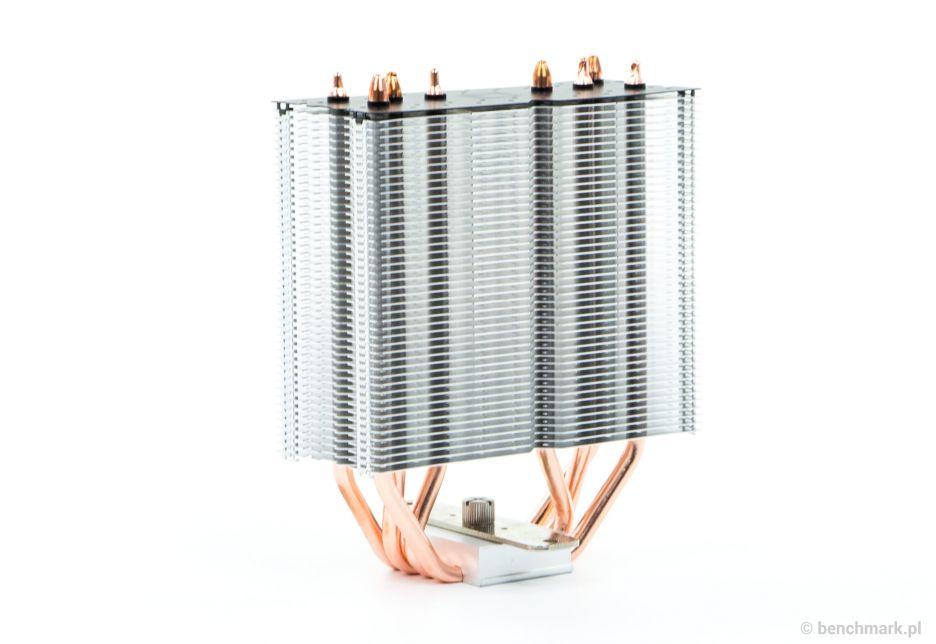 SilentiumPC Fera 3 HE1224 – świetne chłodzenie za 100 zł | zdjęcie 4