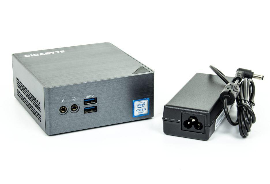 GIGABYTE BRIX S - mini-PC z Intel Skylake | zdjęcie 2