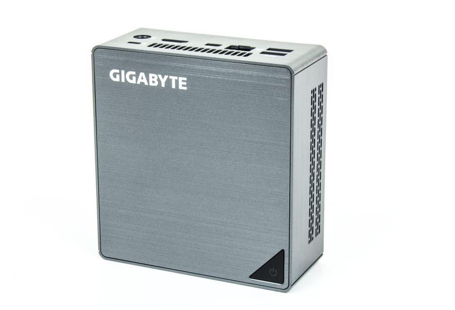 GIGABYTE BRIX S - mini-PC z Intel Skylake | zdjęcie 1