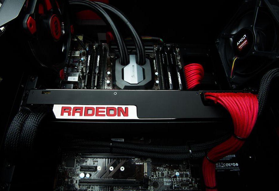 AMD powiększa swoje udziały na rynku kart graficznych - skąd te zmiany?