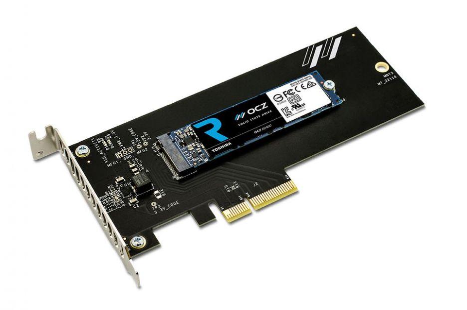 Toshiba OCZ RD400 512 GB – premierowy test flagowego SSD | zdjęcie 1