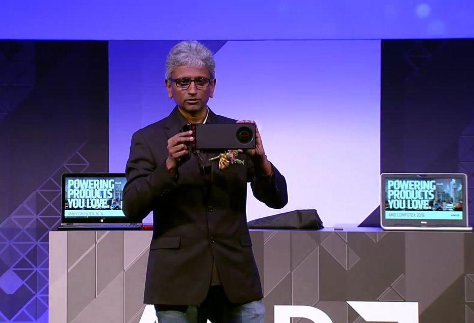 AMD zapowiada kartę graficzną Radeon RX 480 - pierwszy model z generacji Polaris