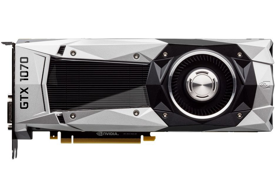 GeForce GTX 1070 już w naszym rankingu kart graficznych