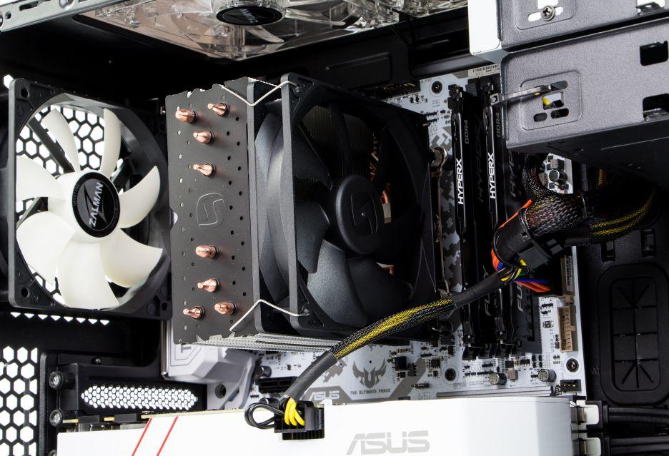 I wtedy wkracza on - cały na biało czyli Komputronik Infinity PBA-200 [W001] | zdjęcie 7