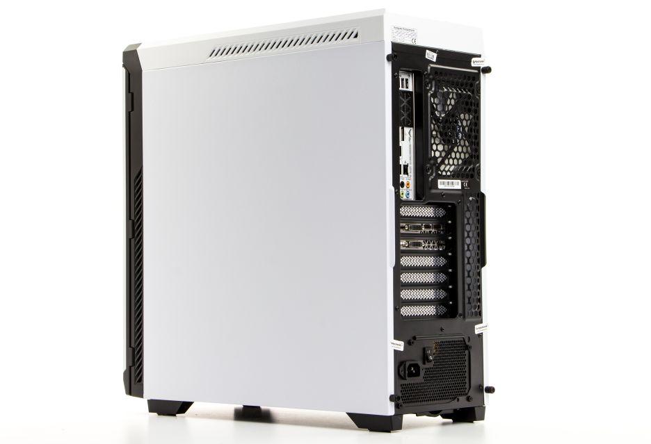 I wtedy wkracza on - cały na biało czyli Komputronik Infinity PBA-200 [W001] | zdjęcie 2