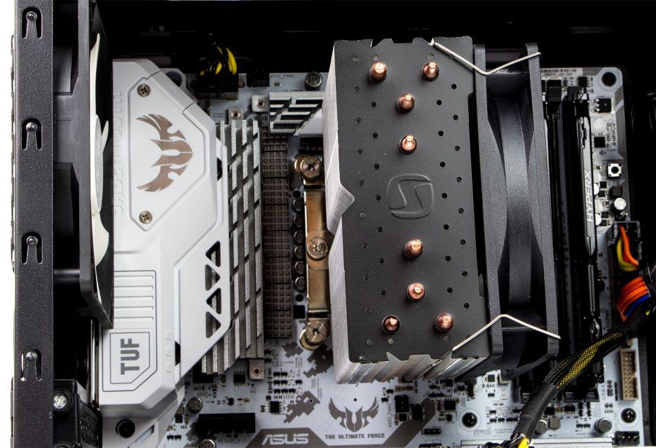 I wtedy wkracza on - cały na biało czyli Komputronik Infinity PBA-200 [W001] | zdjęcie 8