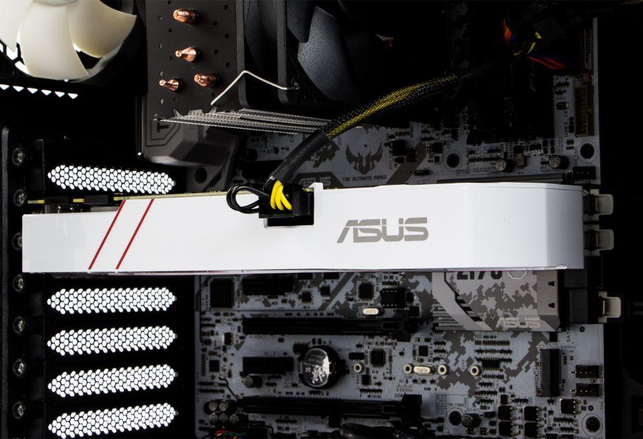 I wtedy wkracza on - cały na biało czyli Komputronik Infinity PBA-200 [W001] | zdjęcie 6