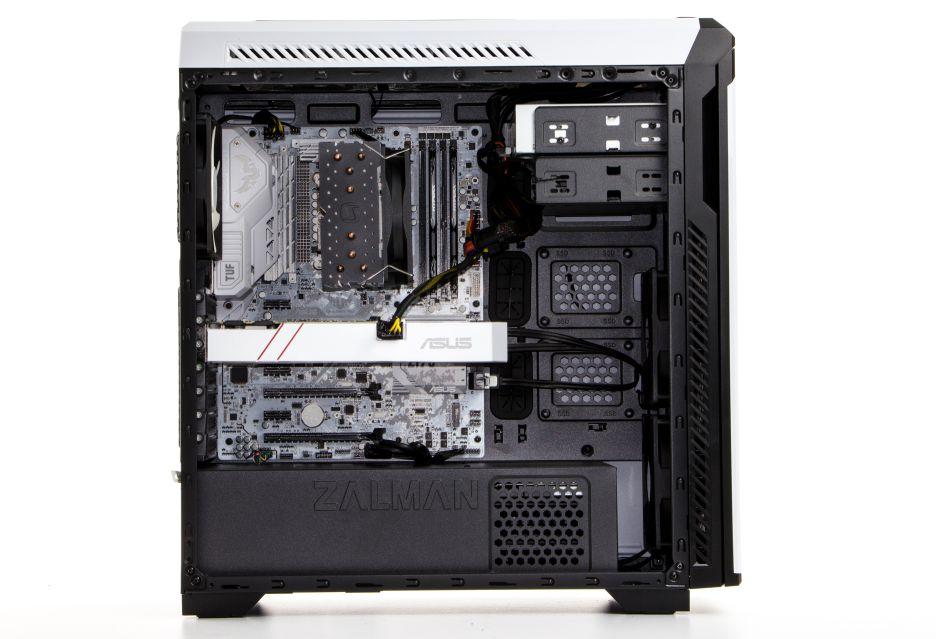 I wtedy wkracza on - cały na biało czyli Komputronik Infinity PBA-200 [W001] | zdjęcie 5