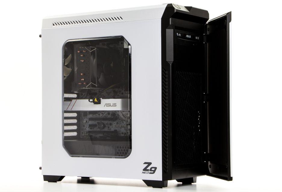 I wtedy wkracza on - cały na biało czyli Komputronik Infinity PBA-200 [W001] | zdjęcie 1