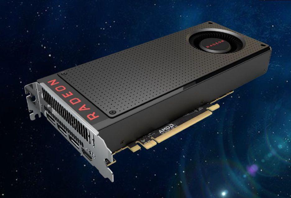 AMD ujawnia specyfikację i wydajność kart Radeon RX 460, 470 i 480