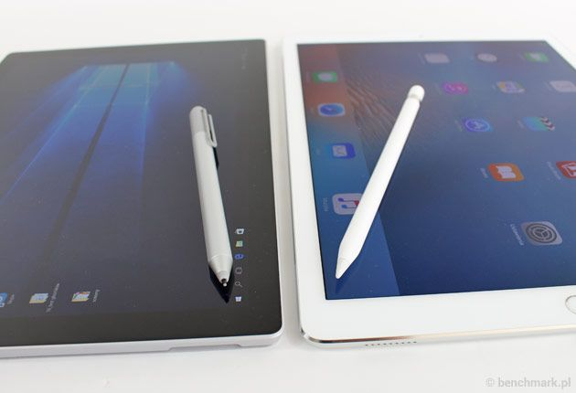 Microsoft Surface Pro 4 kontra iPad Pro – gra o (mobilny) tron | zdjęcie 3