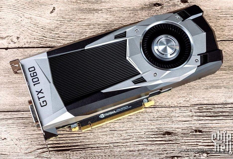 Nvidia GeForce GTX 1060 - pierwsze wyniki wydajności i zdjęcia