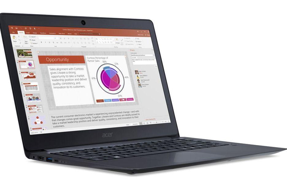 Acer TravelMate X349: biznesowy laptop po wakacjach w Polsce