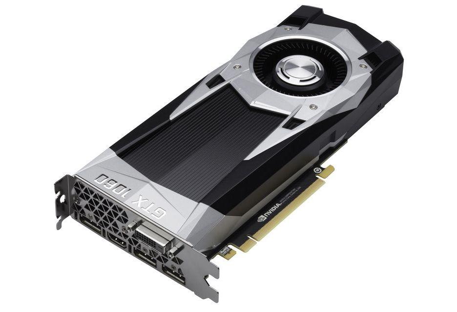 Znamy pełną specyfikację karty GeForce GTX 1060
