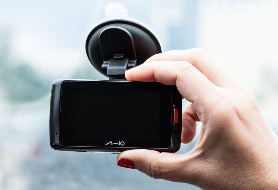 Mio MiVue 618 - krótki test wideorejestratora z GPS | zdjęcie 2
