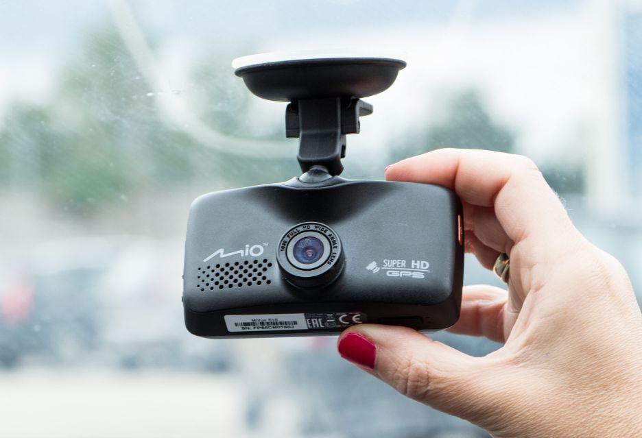 Mio MiVue 618 - krótki test wideorejestratora z GPS | zdjęcie 3