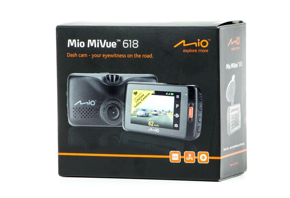 Mio MiVue 618 - krótki test wideorejestratora z GPS | zdjęcie 1