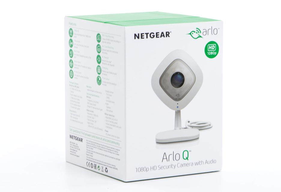 Kamerka Netgear Arlo Q - monitorowałbym! | zdjęcie 1