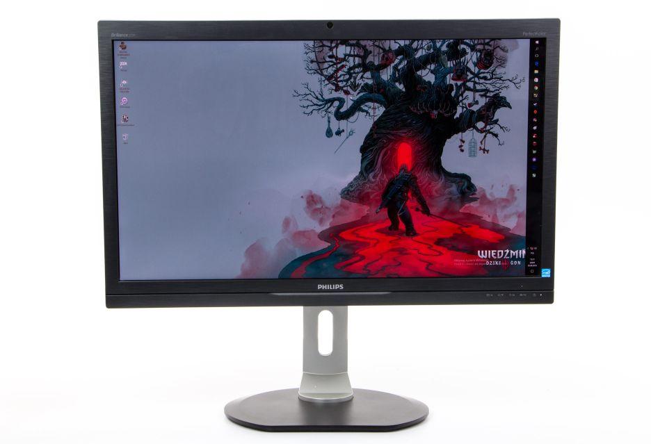Philips 275P4VYKEB - profesjonalny monitor 5K | zdjęcie 1