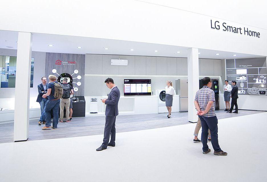 LG prezentuje ekosystem inteligentnego domu