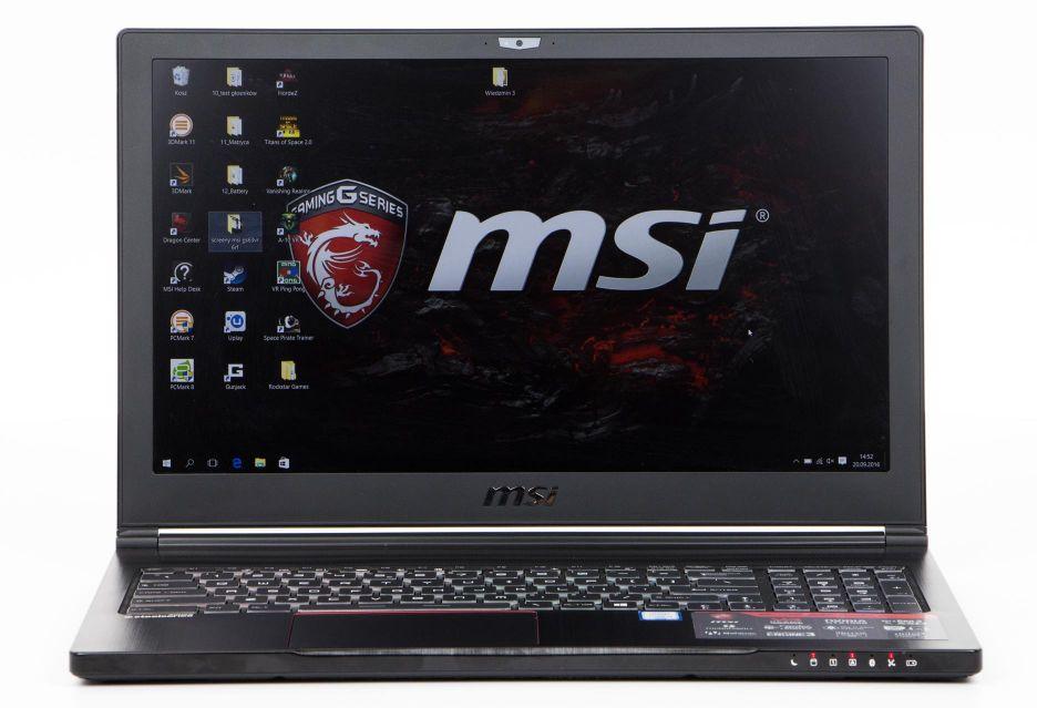 MSI GS63VR – smukła bestia do gier z Geforce GTX 1060 | zdjęcie 1