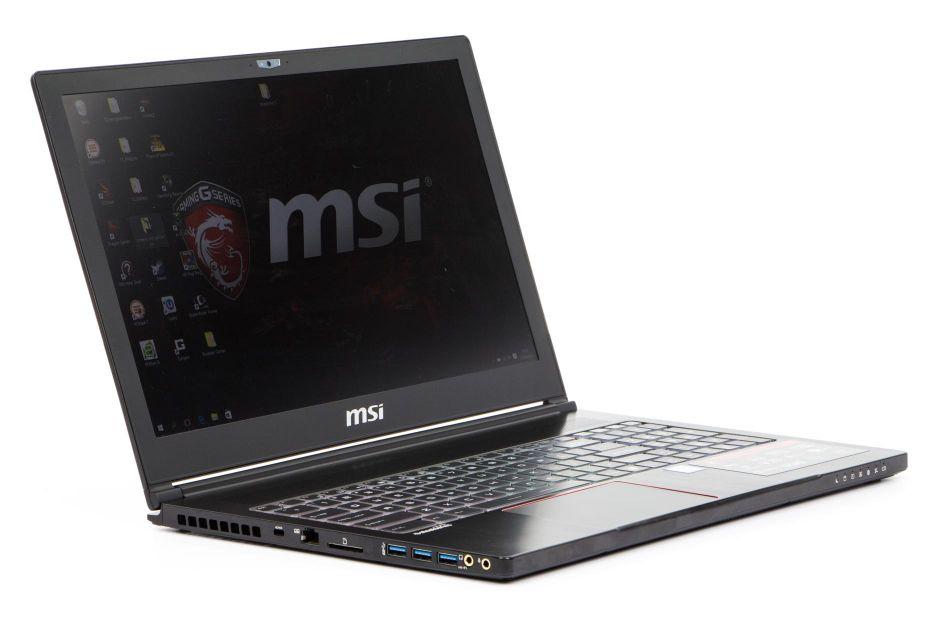 MSI GS63VR – smukła bestia do gier z Geforce GTX 1060 | zdjęcie 2