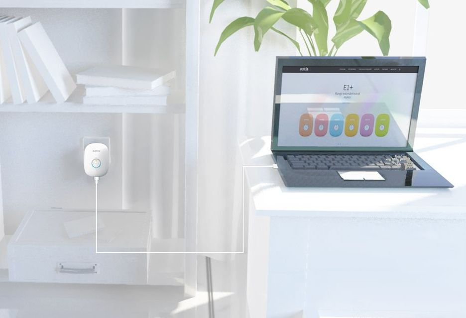 Internet z gniazdka elektrycznego dzięki Netis HomePlug PL7600 KIT