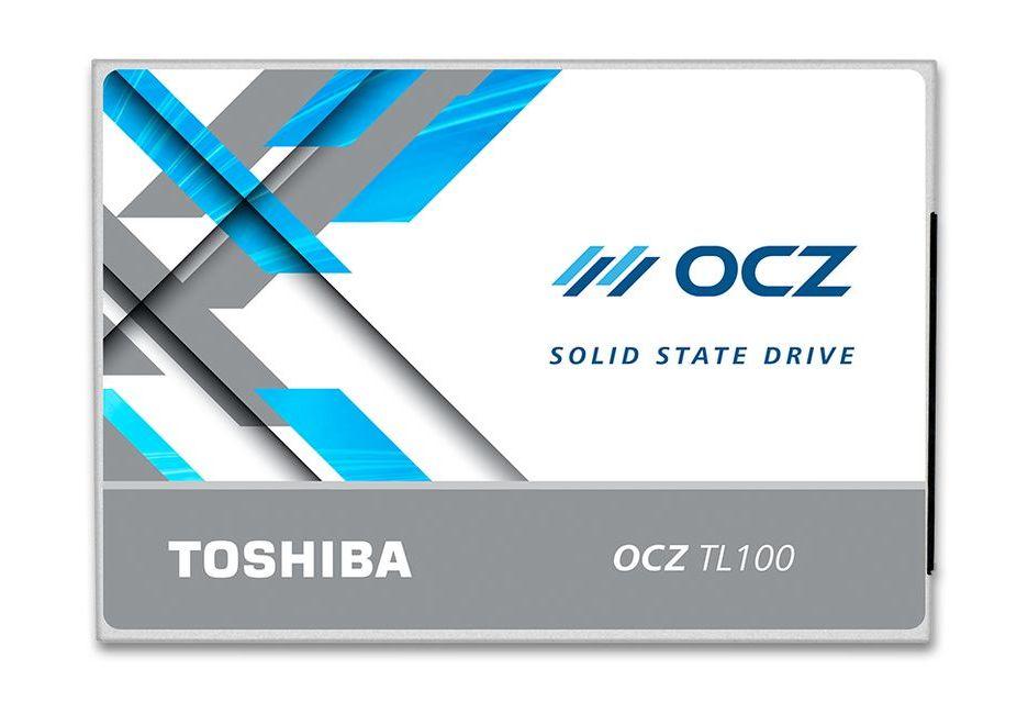 Toshiba OCZ TL100: budżetowe nośniki z kośćmi TLC NAND