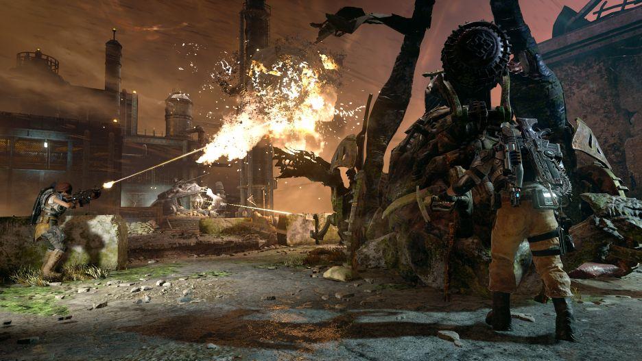 Gears of War 4 – miażdżący powrót z emerytury | zdjęcie 6