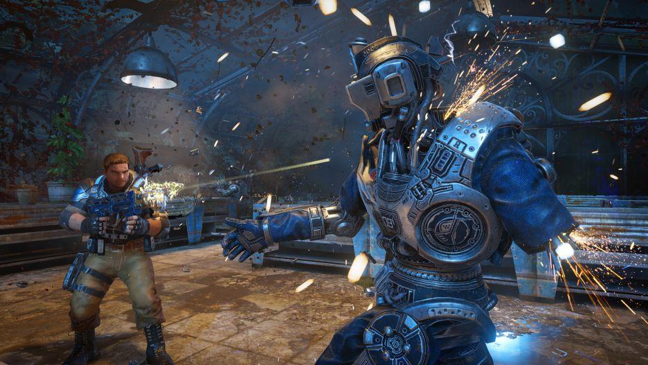 Gears of War 4 – miażdżący powrót z emerytury | zdjęcie 4