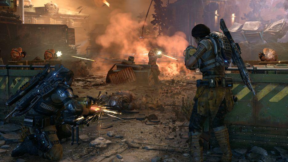 Gears of War 4 – miażdżący powrót z emerytury | zdjęcie 2