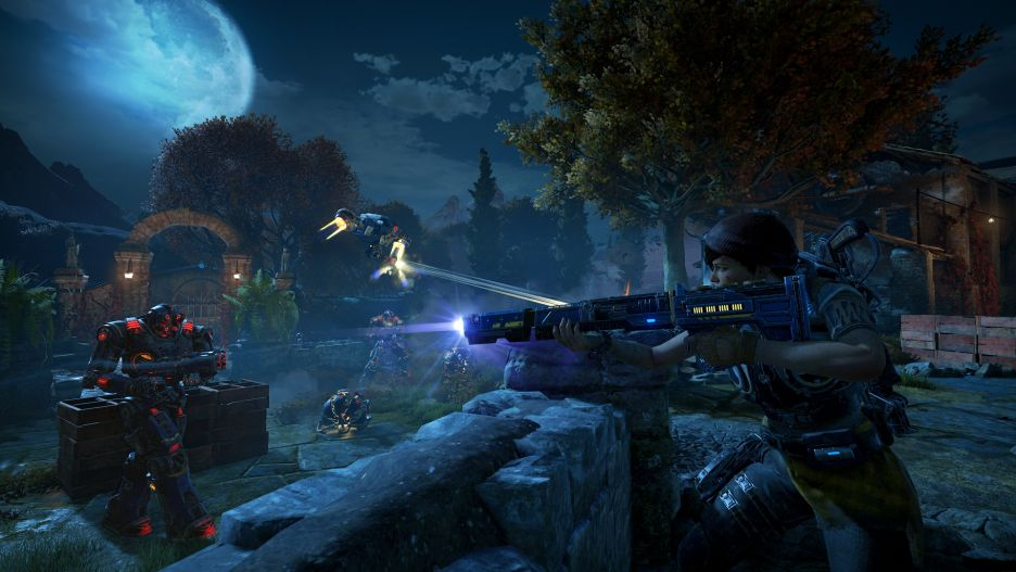 Gears of War 4 – miażdżący powrót z emerytury | zdjęcie 3