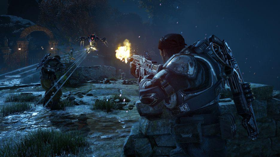Gears of War 4 – miażdżący powrót z emerytury | zdjęcie 1
