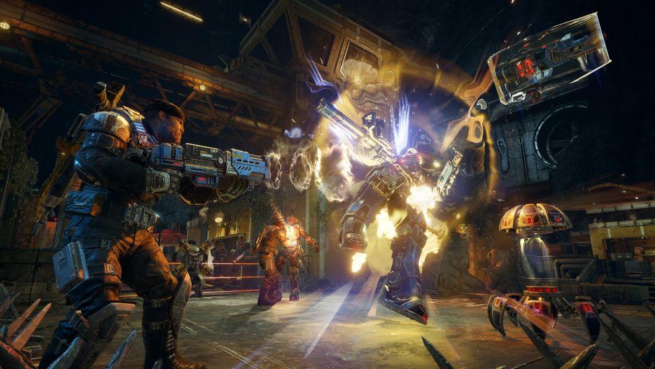 Gears of War 4 – miażdżący powrót z emerytury | zdjęcie 5