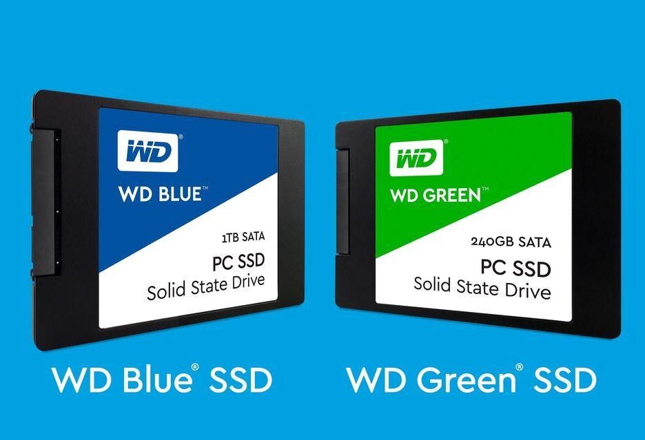 Firma WD prezentuje konsumenckie dyski SSD
