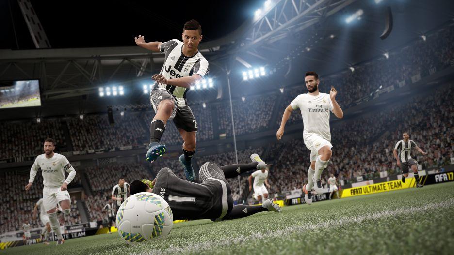 FIFA 17 – piłkarski gigant drybluje ku sławie | zdjęcie 4