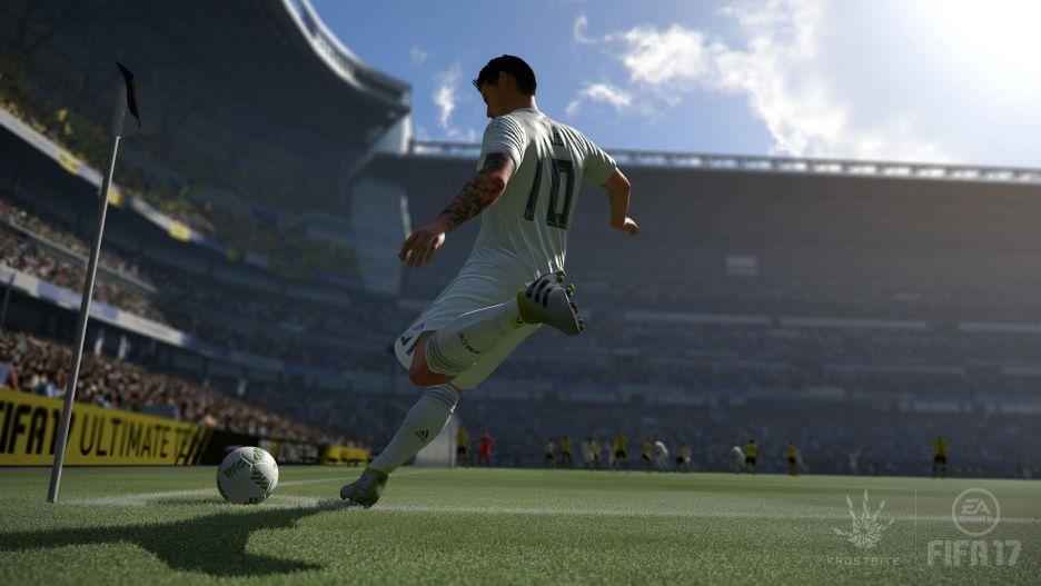 FIFA 17 – piłkarski gigant drybluje ku sławie | zdjęcie 2