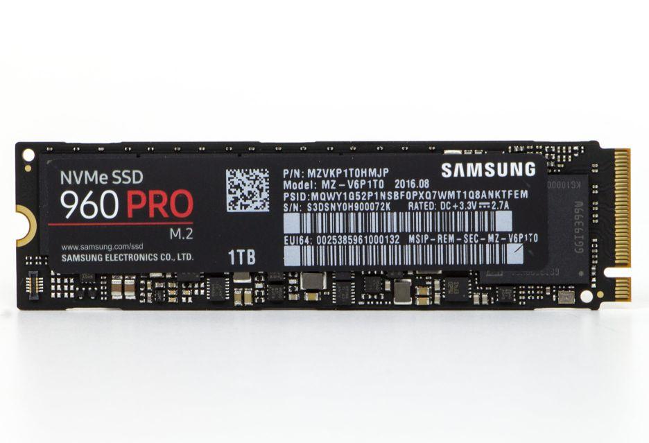Samsung SSD 960 PRO 1 TB – nowy król wydajności | zdjęcie 2