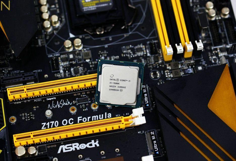 Intel Core i5-7600K - pierwsze testy wydajności