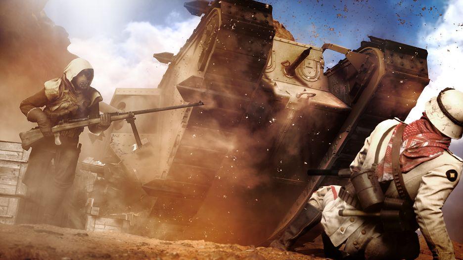 Battlefield 1 - wygrzebując prawdę z okopów   zdjęcie 2